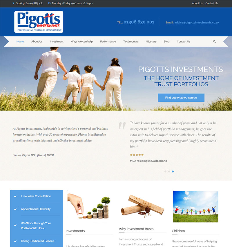 Pigotts Investments